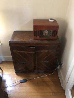 Antique Art Deco Cabinet for Sale in Washington, DC