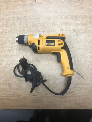 "DeWalt DWD110K 7.0 amp Corded 3/8"" Heavy-Duty Drill ...... for Sale in Baltimore, MD"