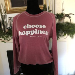 Spiritual gangster choose happiness sweatshirt for Sale in San Diego, CA
