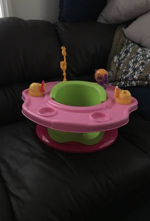 Play chair/booster seat for Sale in Hartford, CT
