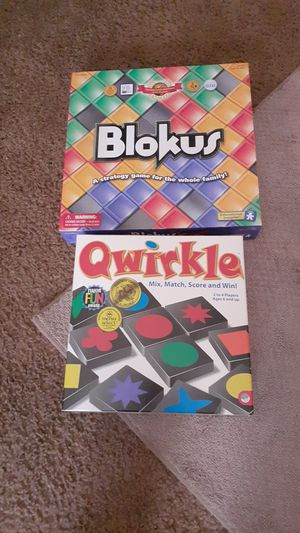 2 Brand New Board Games for Sale in Glendale, AZ