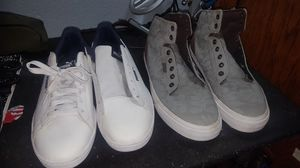 PUMAS AND VANS SHOES for Sale in Los Angeles, CA