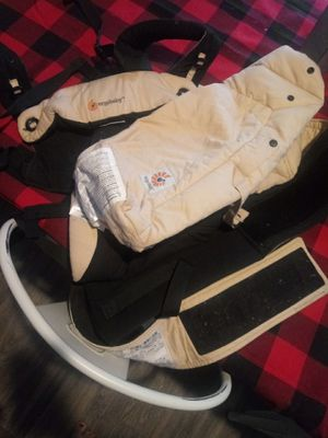 Baby carrier with infant support for Sale in Glendale, AZ