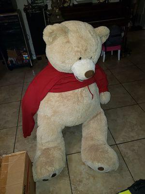 Big teddy bear for Sale in Riverside, CA