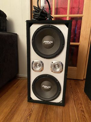 "10"" CHUCHERO PRV FOR SALE ** SUPER LOUD ** for Sale in Kearny, NJ"