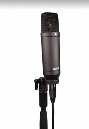 Rode NT1 Condenser Microphone for Sale in Los Angeles, CA