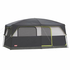 Coleman 9 person tent Prairie with LED for Sale in Lincolnia, VA