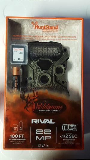 Game camera surveillance 22MP for Sale in Dallas, TX