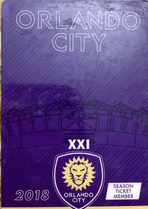 Orlando City vs Atlanta United, Friday- August 24th @ 8 PM. (3) for Sale in Lakeland, FL
