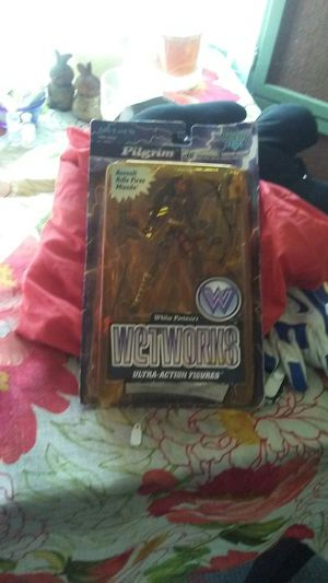 Action. Figure- Mc. Farlane Wetworks. M. I. B for Sale in Las Vegas, NV