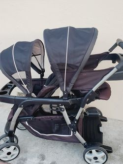 Graco Ready2Grow LX Double Stroller for Sale in Hayward,  CA
