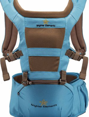 BRAND NEW !!!! Ergonomic Baby Carrier with Hip Seat – 5 Positions to Carry your Newborn, Infant, or Toddler for Sale in Bristow, VA
