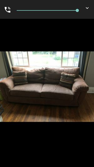 Rust color couch for Sale in Buffalo, NY