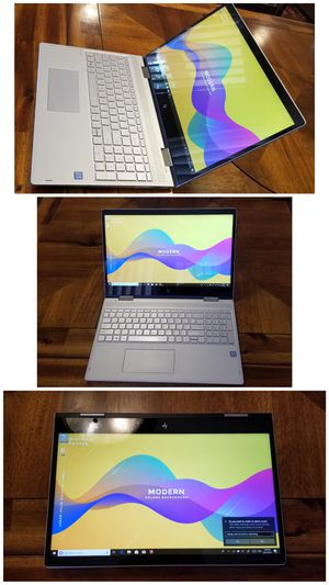 "HP Envy 15"" 2-in-1 laptop (i7 + 16GB RAM) for Sale in Tempe, AZ"