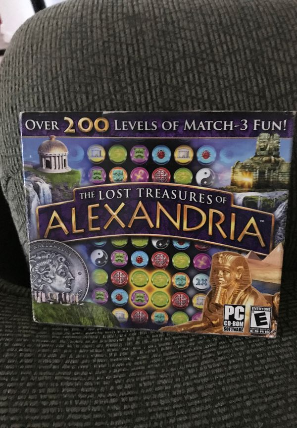 PC hidden object and puzzle games