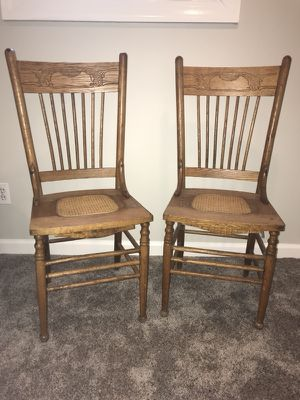 Two antique chairs for Sale in Arlington, VA