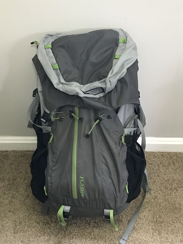 REI Flash 65 Camping Hiking Backpack