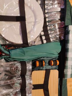 Backpack Picnic Set for Sale in Snohomish,  WA