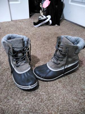 Women's Sorel waterproof snow boots for Sale in Draper, UT