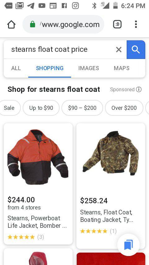Adult floatation vest