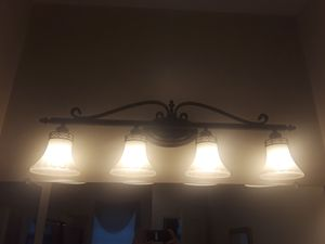 #1 Rustic Bronze 36-inch Wall Light for Sale in Egg Harbor City, NJ