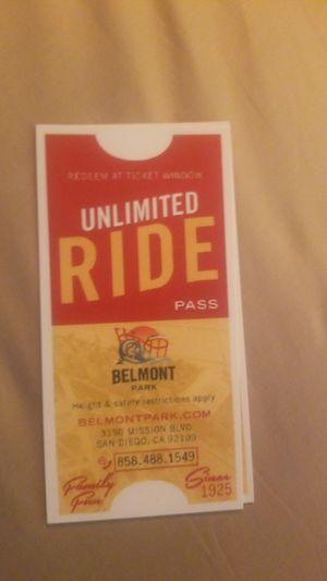 Belmont Park for Sale in La Mesa, CA