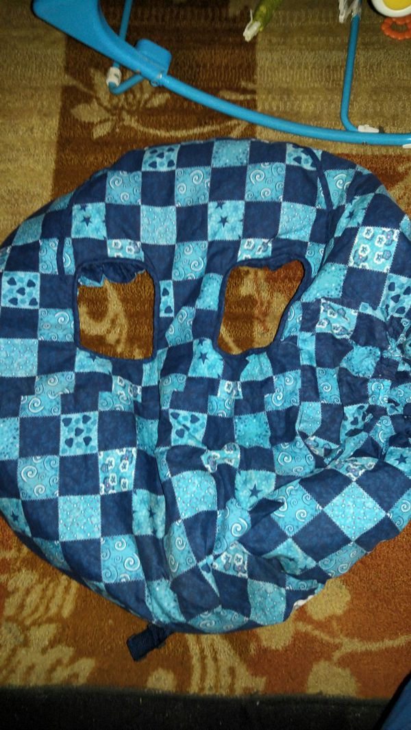 Grocery cart cover for baby