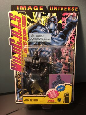 WILDC.A.T.S. Pike action figure for Sale in Clinton, MD