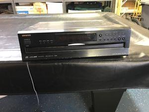 Onkyo #6 CD Player for Sale in Rossmoor, CA