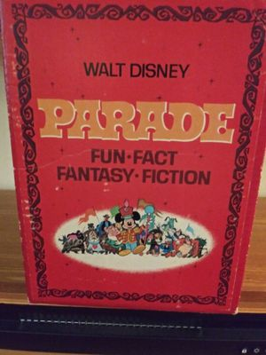 Vintage Walt Disney Books for Sale in Fitzgerald, GA