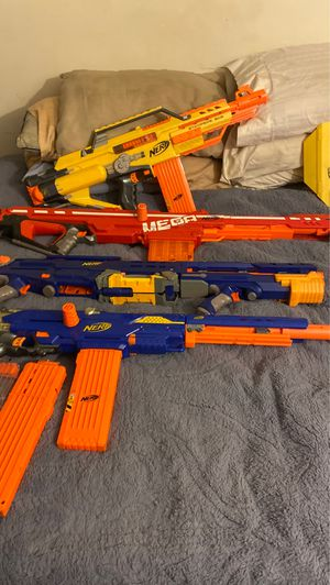 Nerf Guns for Sale in Raleigh, NC