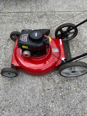 Push lawn mower for Sale in Bradenton, FL