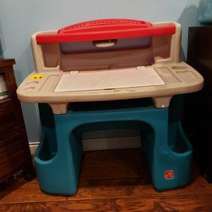 Child art desk for Sale in San Diego, CA