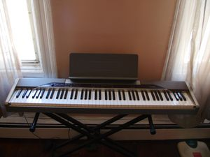 Casio Privia PX 110 keyboard + stand for Sale in New York, NY
