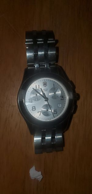 Swiss army watch for Sale in Taylor, MI