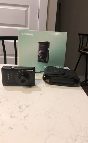 Canon camera for Sale in Smyrna, GA