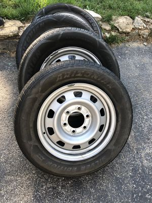 Gmc wheels for Sale in Spring Hill, TN