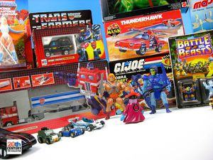 Wanted!!!!! I want to buy your old 80's toys collections. Big or small! for Sale in Clermont, FL