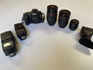 Canon 5D Mark III Bundle for Sale in Oakland, CA