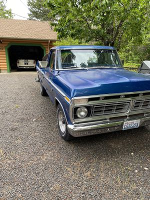 """1975 Ford F100 """"Ranger"""" for Sale in Tacoma, WA"""