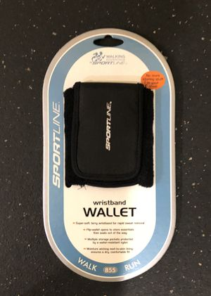 Wristband Wallet for Runners or Walkers - Exercise Equipment for Sale in Clarksburg, MD