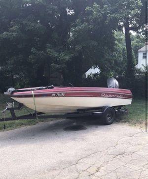 1992 Quantum Bass Boat for Sale in Brockton, MA