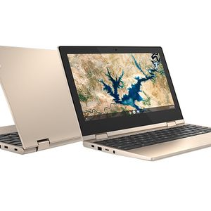 "Lenovo - S340-14 Touch 14""Touch-Screen Chromebook - Intel Celeron - 4GB Memory - 32GB eMMC Flash Memory - Onyx Black for Sale in Brick Township, NJ"