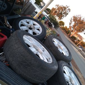 "6 Lug Ford 20"" Rims for Sale in Los Osos, CA"