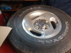 """Dodge 16"""" 5 bolt rims for Sale in Appleton, WI"""