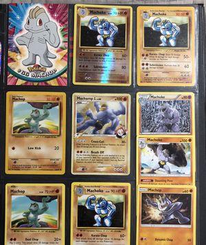 Machoke Machamp 10 Pokemon Card Lot for Sale in Somerville, MA