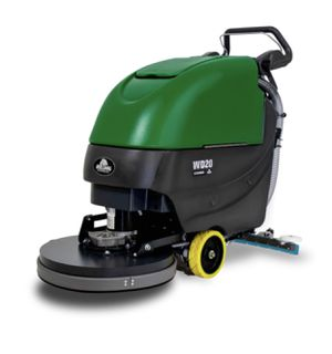 Bulldog WD20 Walk Behind Floor Scrubber for Sale in Webster Groves, MO