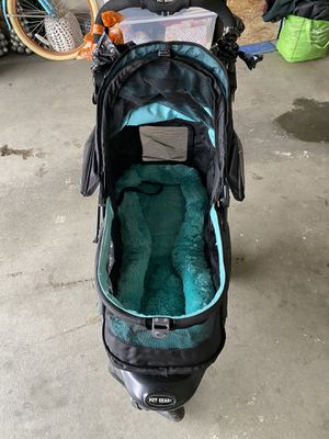 Dog stroller -up too 40lbs for Sale in Rosemead, CA