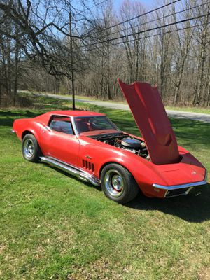 Chevy Corvette Stingray 1969 big block for Sale in Warren, OH