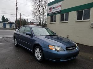 2005 SUBARU LEGACY 2.5I for Sale in Portland, OR